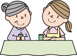 施設利用者に薬を飲ませる時の注意点