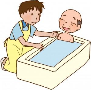 高血圧の利用者様の入浴介助の注意点