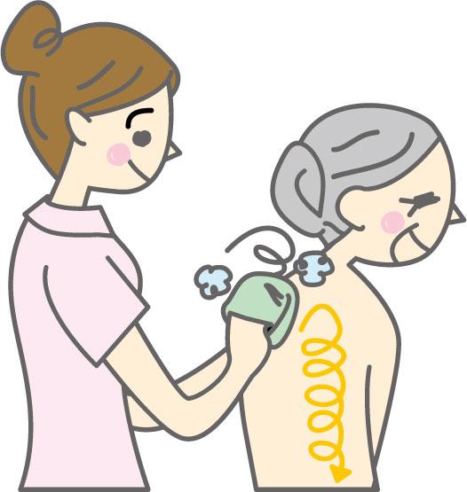 入浴介助の準備・手順・注意点