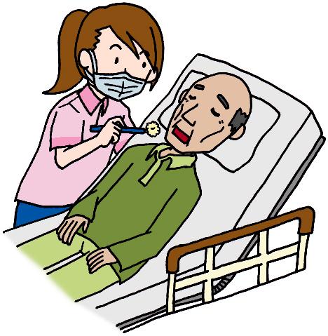 高齢者の歯磨き介助のポイント
